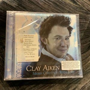 Clay Aiken Merry Christmas With Love Album